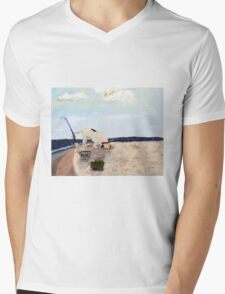 Gotta Find That Crab! Mens V-Neck T-Shirt