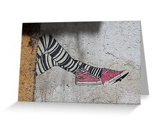 Graffiti.... Greeting Card