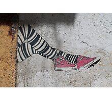 Graffiti.... Photographic Print