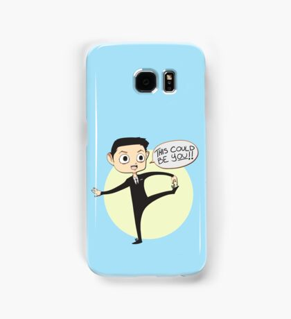 SHOES Samsung Galaxy Case/Skin