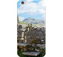 Stile to Ingleborough iPhone Case/Skin