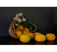 Mangoes Photographic Print