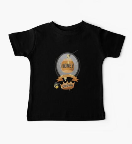 Honey, You Should See Me In A Crown. Baby Tee