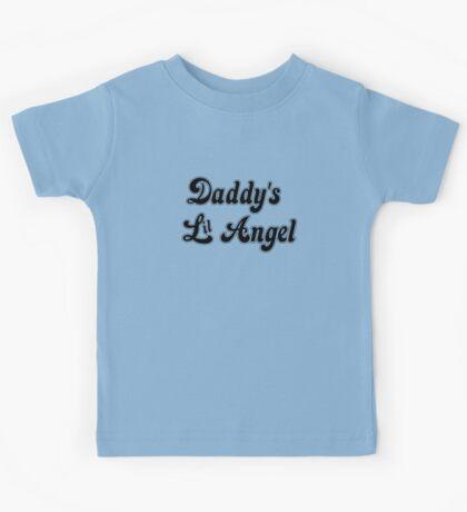 Daddy's Lil Angel Kids Tee