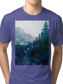 Heritage Art Series - Jade Tri-blend T-Shirt