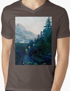 Heritage Art Series - Jade Mens V-Neck T-Shirt