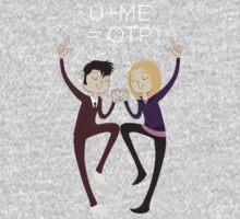 U+ME=OTP 10xROSE Kids Tee