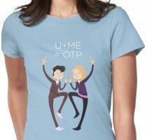 U+ME=OTP 10xROSE Womens Fitted T-Shirt