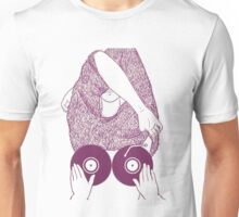 BOOBS VINYL Unisex T-Shirt