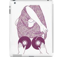 BOOBS VINYL iPad Case/Skin