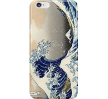 Japanese Print:  Great Wave iPhone Case/Skin
