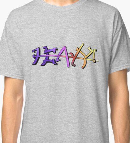 HEAVY! Line Classic T-Shirt