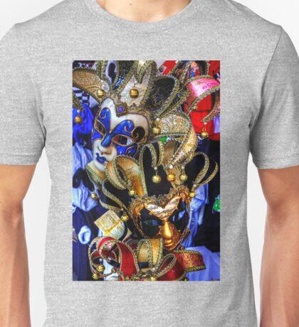 Venetian Carnival Masks T-Shirt