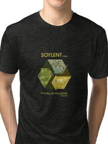 Soylent corp. Tri-blend T-Shirt