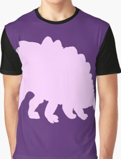 stegosaurus Graphic T-Shirt