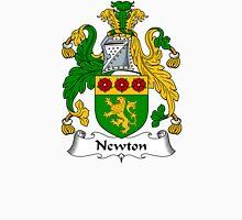 Newton Coat of Arms / Newton Family Crest Unisex T-Shirt