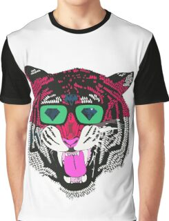 Tiger Vector Graphic T-Shirt