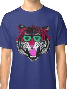 Tiger Vector Classic T-Shirt
