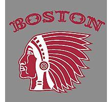 Boston Braves - 1912 logo Photographic Print