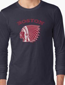 Boston Braves - 1912 logo Long Sleeve T-Shirt