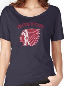 Boston Braves - 1912 logo Women's Relaxed Fit T-Shirt