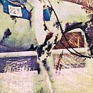 Paint Horse Grunge by angelandspot