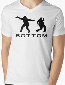 bottom 2 Mens V-Neck T-Shirt