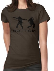 bottom 2 Womens Fitted T-Shirt