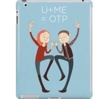 U+ME=OTP AMYxRORY iPad Case/Skin