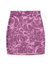 Melody Piper Skirt Mini Skirt