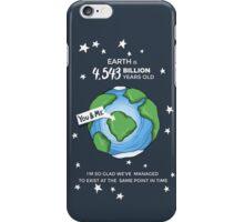 You & Me iPhone Case/Skin