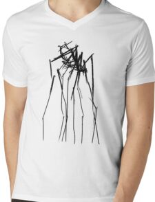 Enemy Mens V-Neck T-Shirt
