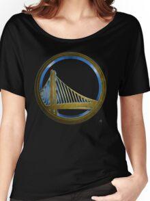 Golden State Warriors - MOS Women's Relaxed Fit T-Shirt