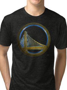 Golden State Warriors - MOS Tri-blend T-Shirt