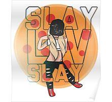 """Slay Liv Slay"" Liv Morgan Poster"