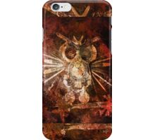 Steampunk Owl iPhone Case/Skin