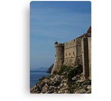 Explore Dubrovnik Canvas Print