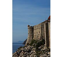 Explore Dubrovnik Photographic Print