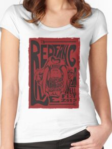 Red Fang - Alt Women's Fitted Scoop T-Shirt