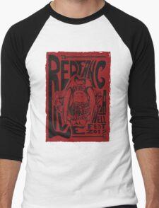 Red Fang - Alt Men's Baseball ¾ T-Shirt