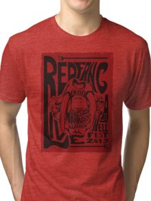 Red Fang - Alt Tri-blend T-Shirt