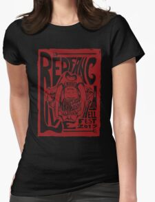 Red Fang - Alt Womens Fitted T-Shirt