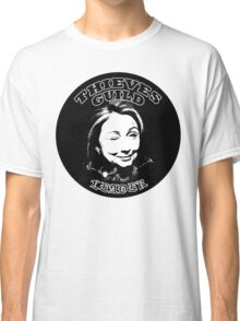 Hillary Thieves Guild Leader Classic T-Shirt