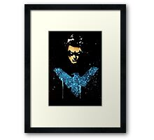 Nightwing Framed Print