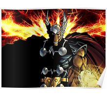 Beta Ray Bill Poster