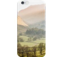Grisedale, Lake District iPhone Case/Skin