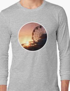 Del Perro Pier Sunset - GTA V Long Sleeve T-Shirt