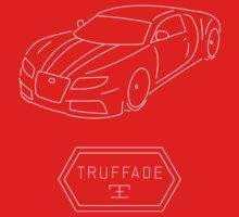 GTA V - Adder Outline (White) Baby Tee