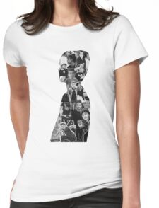 Johnny Orlando - Silhouette Womens Fitted T-Shirt