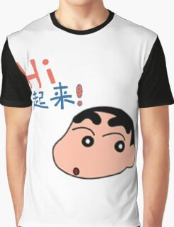Shinchan Graphic T-Shirt